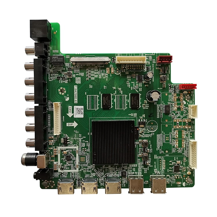 T.SK708D.81 1G 8G 4K Android Smart Tv Firmware